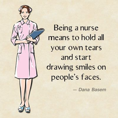 50 Nursing Quotes to Inspire and Brighten Your Day #Nursebuff #Nurse #Quote