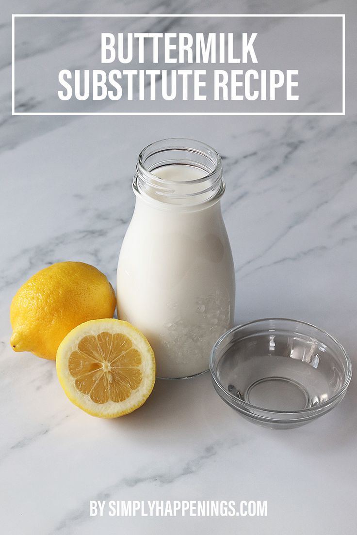 Buttermilk Substitute Simply Happenings Recipe In 2020 Buttermilk Substitute Buttermilk Chicken Batter