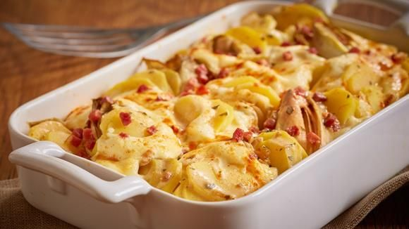 Chicorée+Auflauf+Rezept+»+Knorr