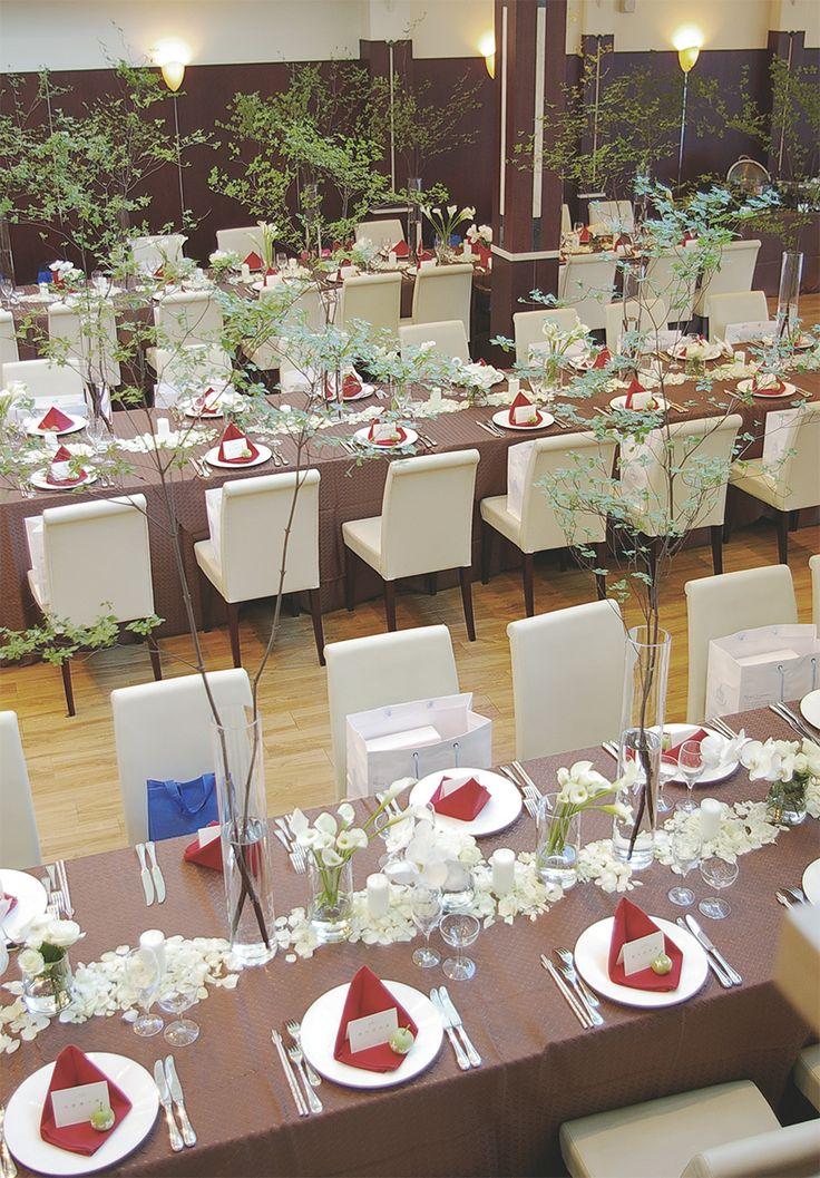 PEU CONNU TABLE DE FLEURS #15