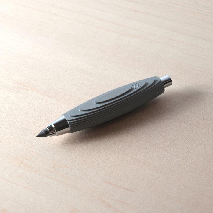 Concrete Sketch Pencil by Sean Yu & Yiting Cheng.