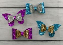 So machen Sie eine Haarschleife mit Ihrer Cricut – Free Bow SVG – Datei – Tägliche Dosis von DIY   – Sunshine's Bows Ideas
