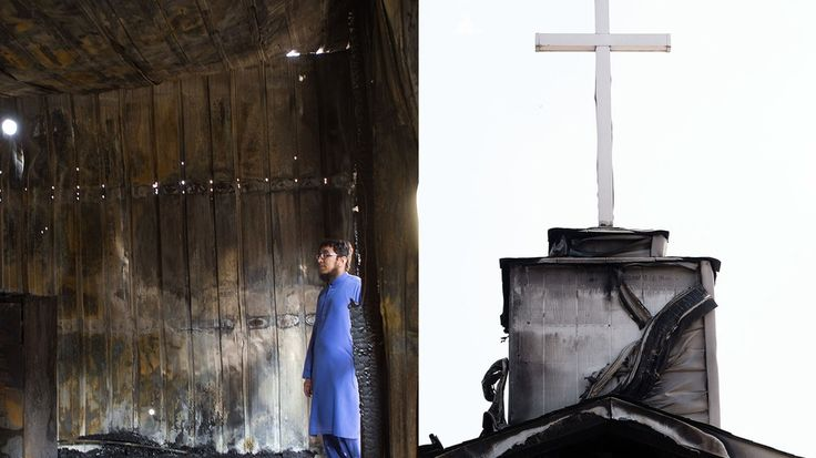 Muslim groups help raise $30,000 and counting to rebuild black churches
