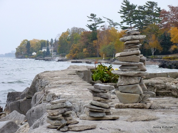 Gairloch Gardens, Lakeshore Rd., Oakville, Lake Ontario, Jenny Kotulak photo