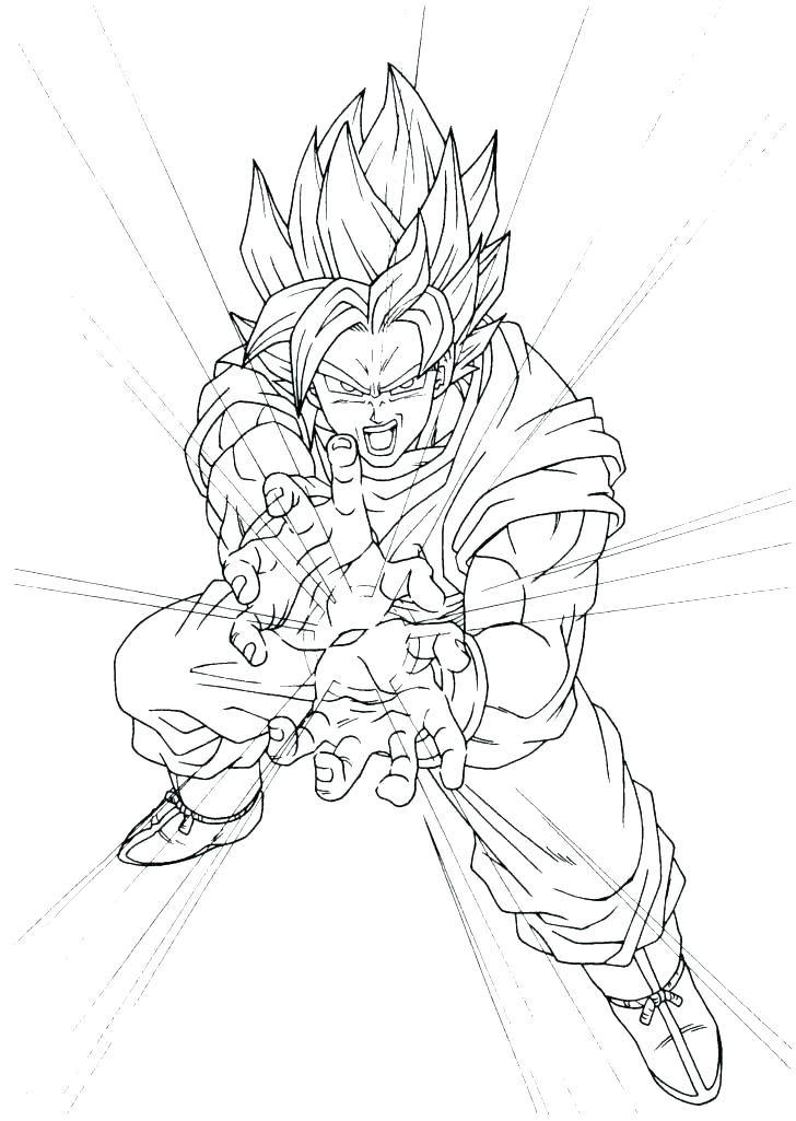Dragon Ball Z Coloring Pages Dragon Ball Image Goku Drawing