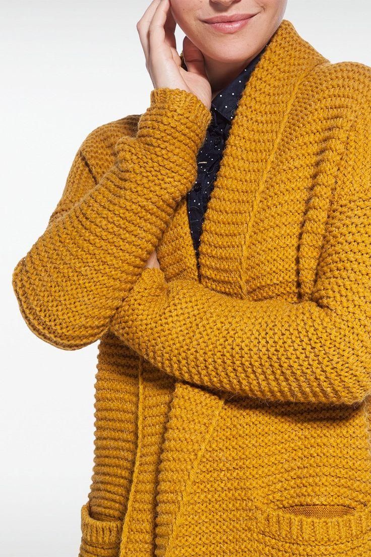 50f75be3332 Gilet maille femme gilet laine long femme