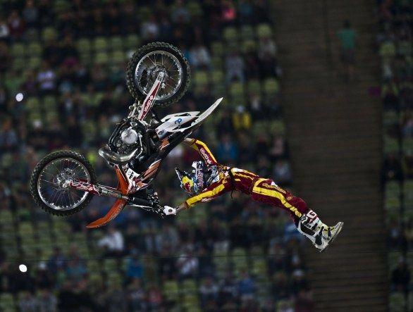 Red Bull X-Fighters 2012 - Monaco di Baviera