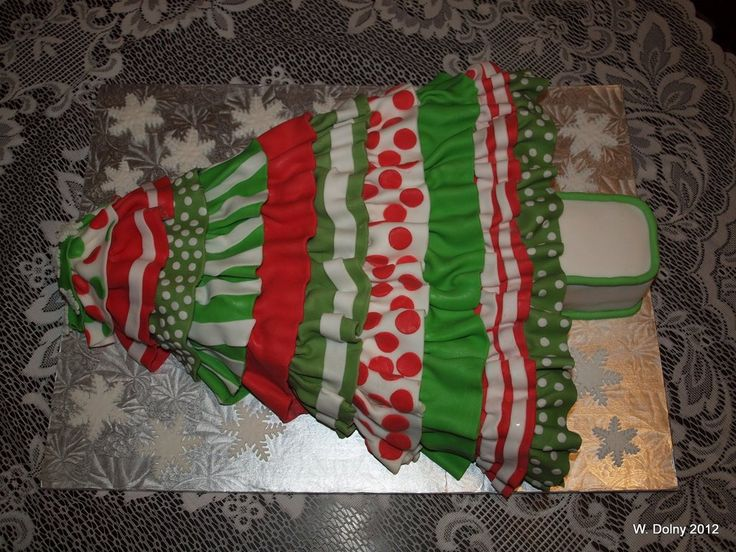 Christmas Cake 2012 by lenslady on deviantART