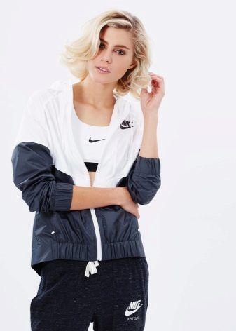 9bad0d7c Ветровки Nike (Найк) - 52 фото: женские спортивные модели | ветровка ...