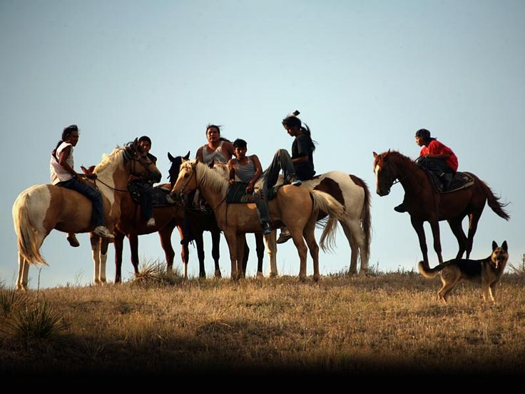 Aaron Huey: America's native prisoners of war via TED. This is the rest of the story. 200 million natives were killed by the Spanish and European and they took the sacred land.