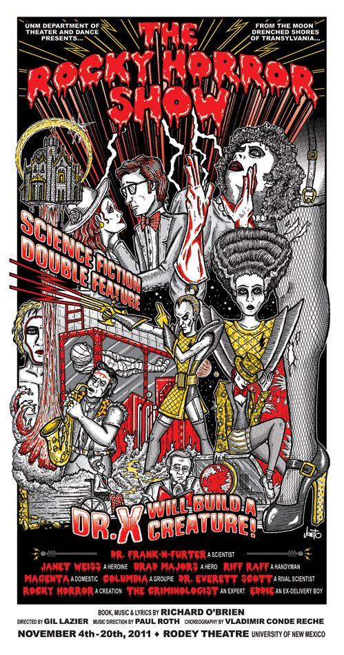 The Rocky Horror Show by jonito