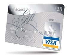 #Win A $25 Visa Gift Card ~ CANADA only