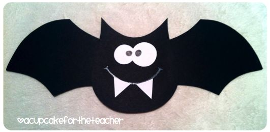 Freebielicious: A Batty Craftivity!