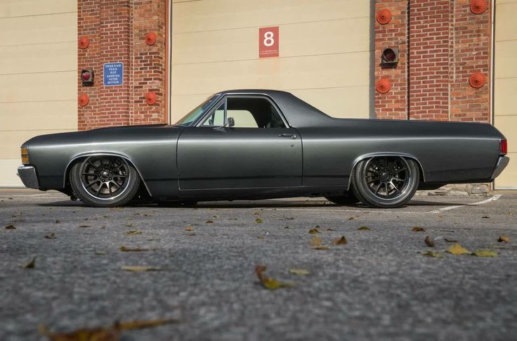 Classicnation Posted To Instagram Pro Touring El Camino Dm Us Your Classi Pro Touring Cars Pro Touring Muscle Cars