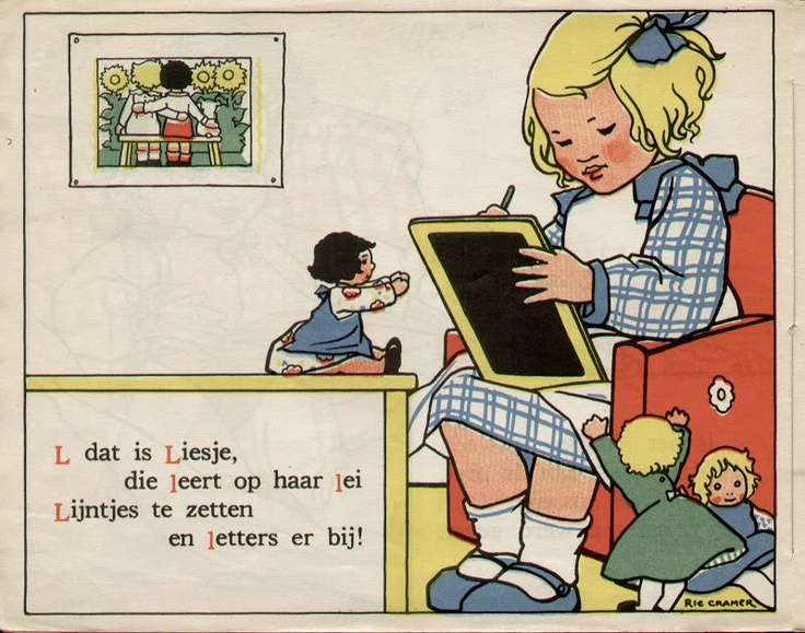 L dat is Liesje R Cramer alfabeth    lb xxx.