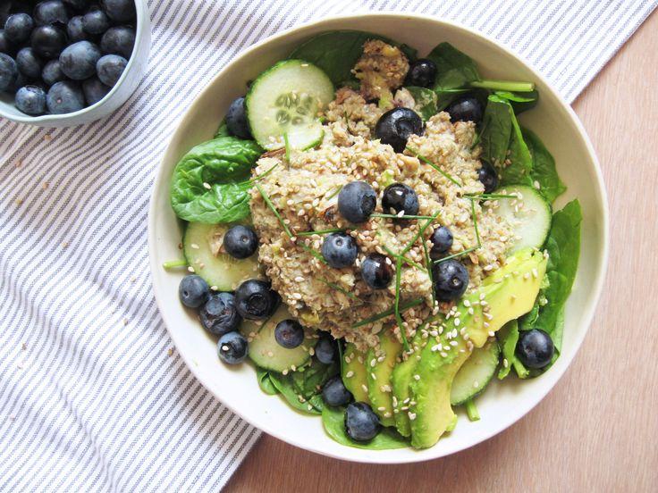 Deze sardientjes salade is supersnel om te maken en zit bomvol gezonde vetten. In 15 minuten is de salade al klaar. Bekijk hier het recept.