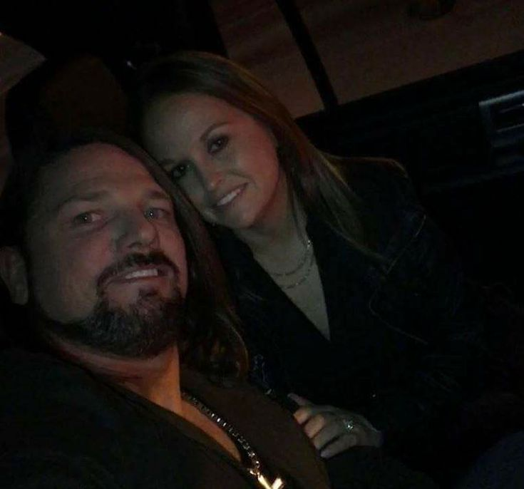 AJ Style & His Wife
