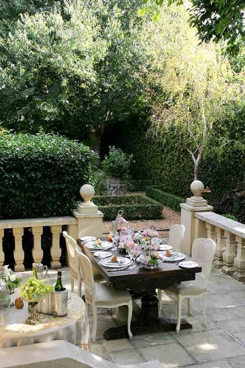 Outdoor Table Setting Ideas Mesmerizing 2759 Best Al Fresco Dining Delights Images On Pinterest  Outdoor Design Decoration