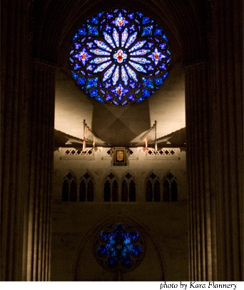 The Cathedral Church of St. John the Divine, New York City