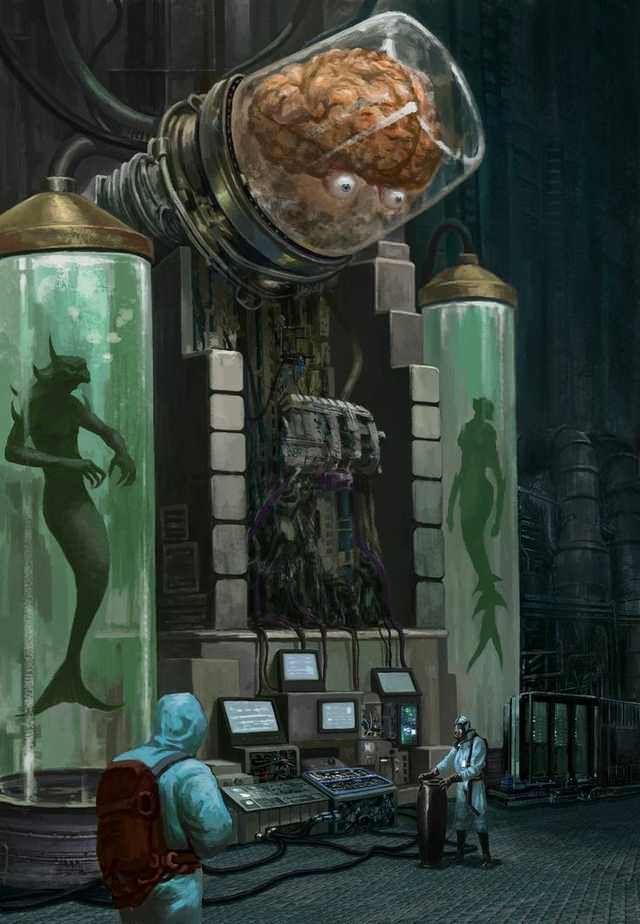 Biopunk | Sci fi wallpaper, Sci fi concept art