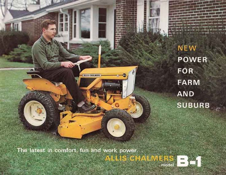 180 Best Garden Tractors Images On Pinterest