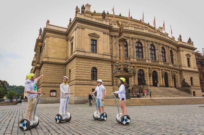 Prague Old Town Ninebot Tour  #TICKITBOOKIT #CityTour #Prague #CzechRepublic #NinebotTour