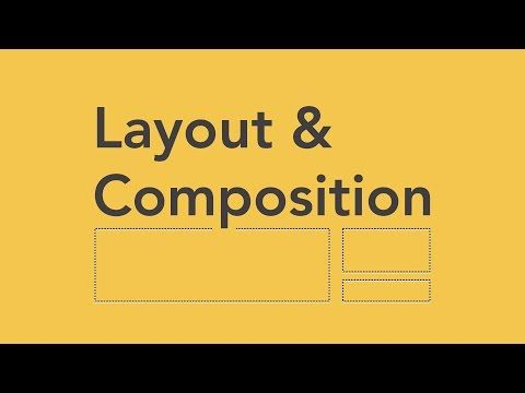 Beginning Graphic Design: Layout & Composition - YouTube