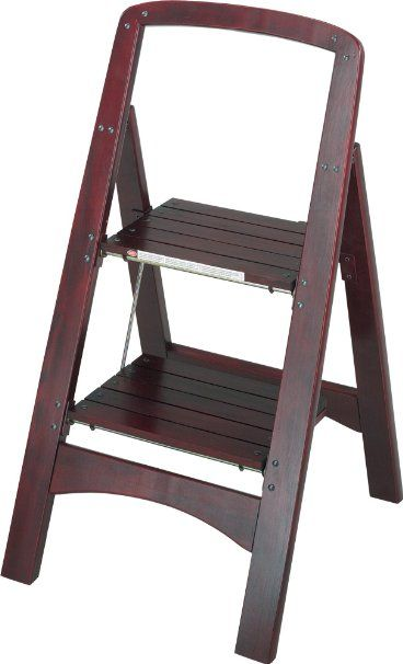 Cosco 11 254mgy1 Rockford Series Two Step Wood Step Stool