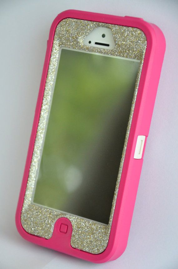 OtterBox Defender Series Case iPhone 5 Glitter by NaughtyWoman Check out Dieting Digest