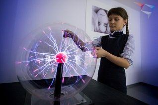 Открытие первого детского технопарка «Кванториум Югры» (г. Ханты-Мансийск)
