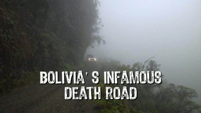 Surviving Bolivia's Death Road - See more at traveldoco.com