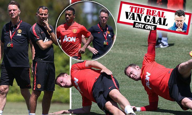 United Boss Louis Van Gaal, The Dutchman They Call... THE
