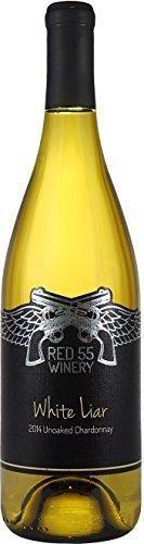 2014 Miranda Lambert White Liar Unoaked Chardonnay 750 ml Wine