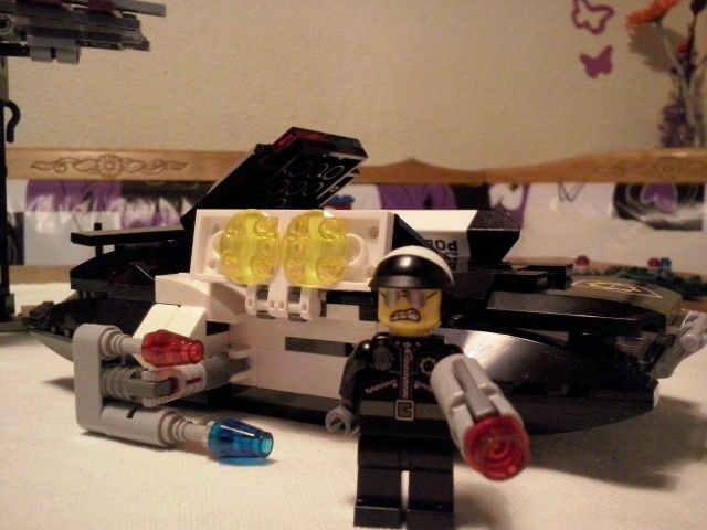Lego movie. Poli bueno, poli malo