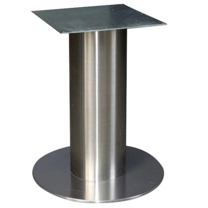Mejores 27 im genes de bases de mesa acero inoxidable en - Tubo redondo acero ...