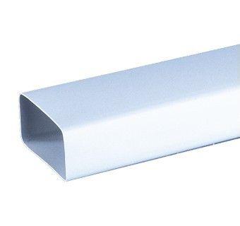 Tubulatura PVC | Rectangulara Blauberg PlastiVent - 60mm x 204mm - 350mm
