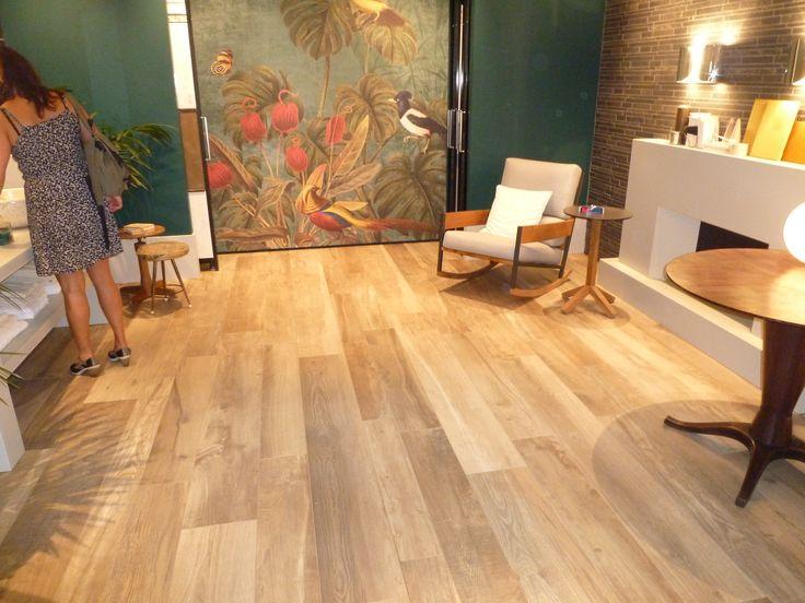 Keramisch houten vloertege 20x180