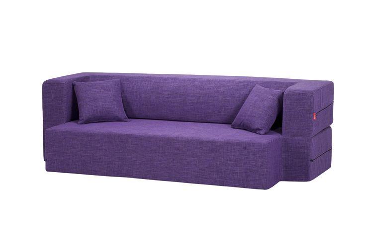 Tiramisu Modular Sofa / Colour: Blueberry #modular #sofa #sofabed #cool #comfort #creative #foam #colourful #young