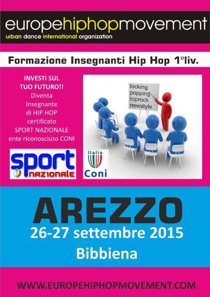 da 26/09/2015 a 27/09/2015 formazione Inegnanti Hip Hop Arezzo LUOGO: via rignano REGIONE: Toscana PROVINCIA: Arezzo CITTA': Bibbiena http://www.weekendinpalcoscenico.it/portale-danza/doc.asp?pr1_cod=4966#.VdMefPntlBc