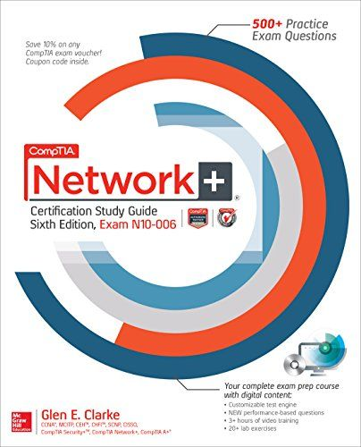 20 best network fundamentals images on pinterest 1 bedspread comptia network certification study guide sixth edition httpswww fandeluxe Images
