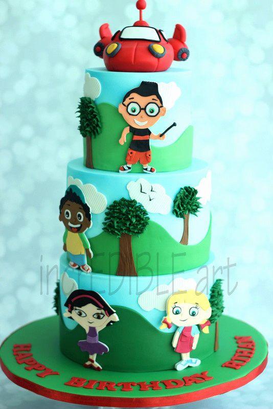 Little Einsteins Cake                                                       …