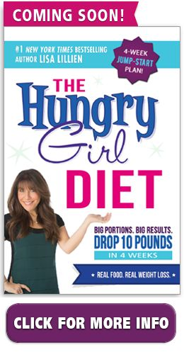 Hungry Girl Diet coming out in March 2014!