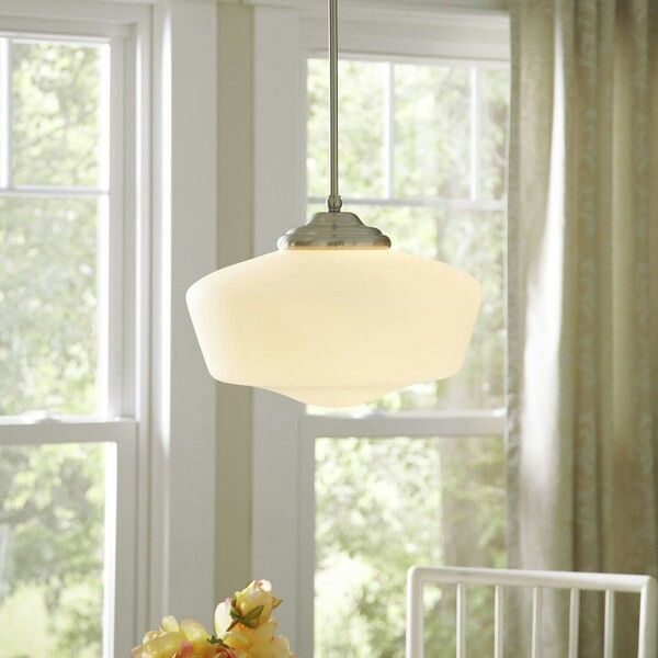 Forrester $86 reminds me of an old schoolhouse light
