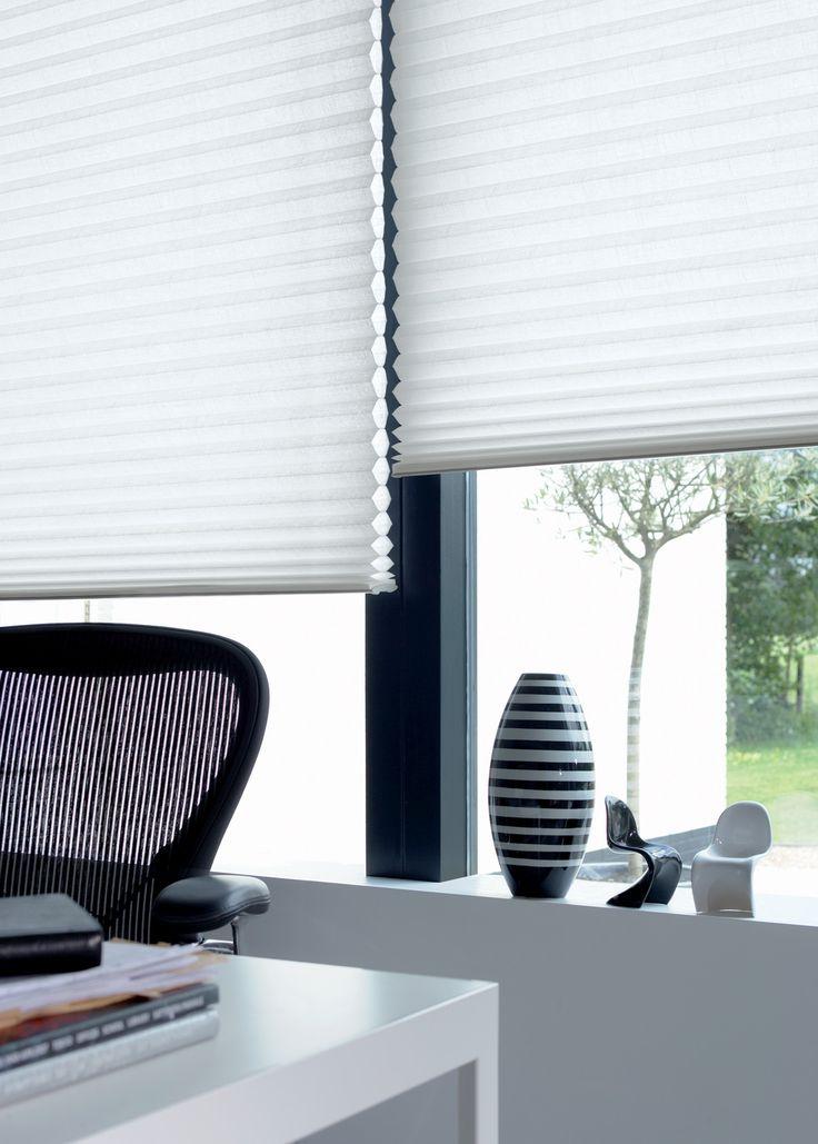 Hip en duurzaam - Besparen energierekening - Duette® Shads van Luxaflex®