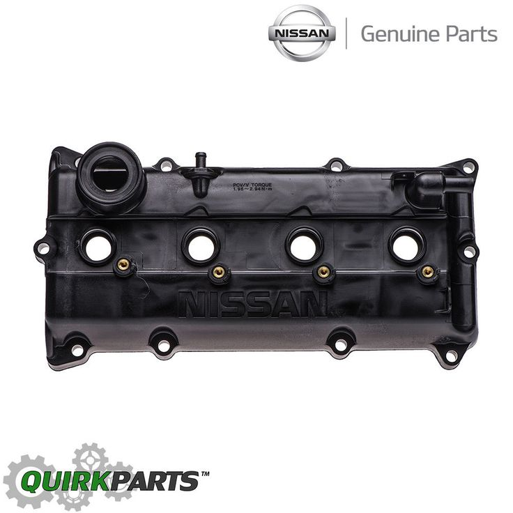 Cool Awesome 2002-2006 Nissan Altima 2.5L 4 Cylinder Engine | Valve Cover OEM NEW Genuine 2017 2018 Check more at http://24car.gq/my-desires/awesome-2002-2006-nissan-altima-2-5l-4-cylinder-engine-valve-cover-oem-new-genuine-2017-2018/