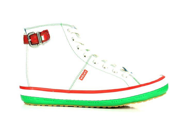 Nijhof Schoenen - Dames - Sneakers & gympen - Wolky €99,95