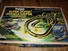 Tyco Super Duper Double Looper Vintage Slot Car Racing Set Track 1979 Nite Glow - http://hobbies-toys.goshoppins.com/slot-cars/tyco-super-duper-double-looper-vintage-slot-car-racing-set-track-1979-nite-glow/