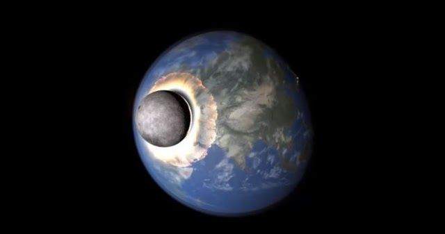 http://www.physics-astronomy.com/2015/10/this-what-would-happen-if-moon-hit.html τι θα συνέβαινε αν η σελήνη χτυπούσε τη γη //
