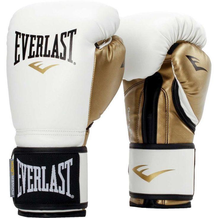 Everlast Women's Powerlock Training Gloves Boxing gloves
