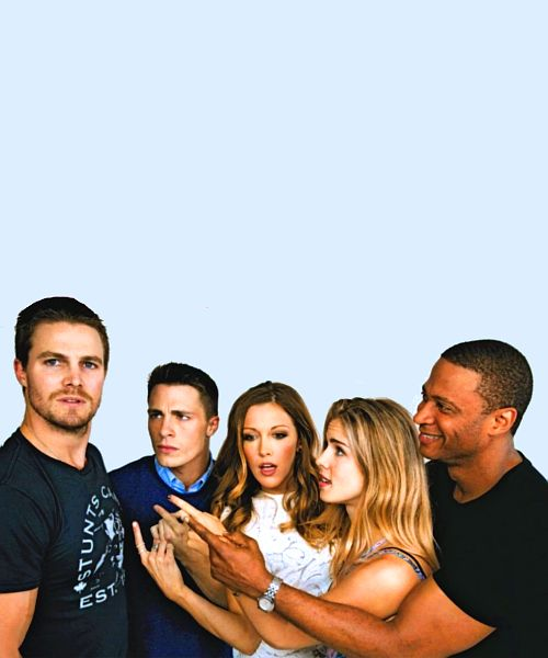 arrow, arsenal, cast, city, colton haynes, harper, john, katie cassidy, lance, laurel, oliver, queen, roy, starling, stephen amell, david ramsey, emily bett rickards, olicity, Felicity, diggle, smoak